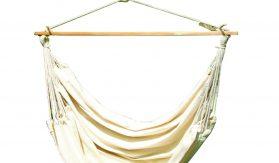 Cotton Fabric Swing (Beige)