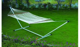 Hammock (Polyester Rope - White)