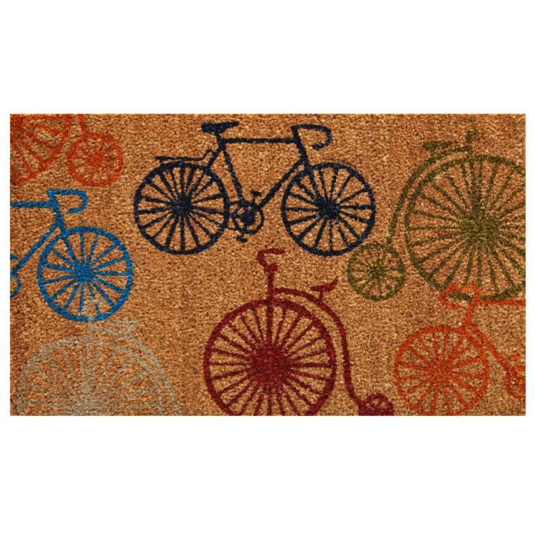 Bicycles Doormat
