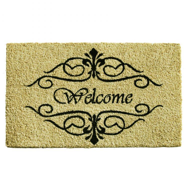Classic Welcome Doormat