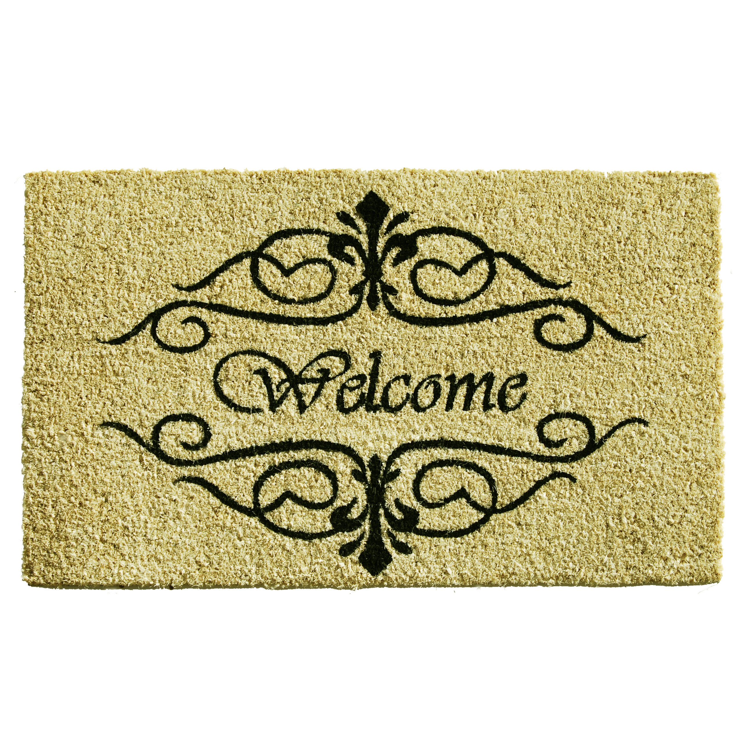 Classic Welcome Doormat