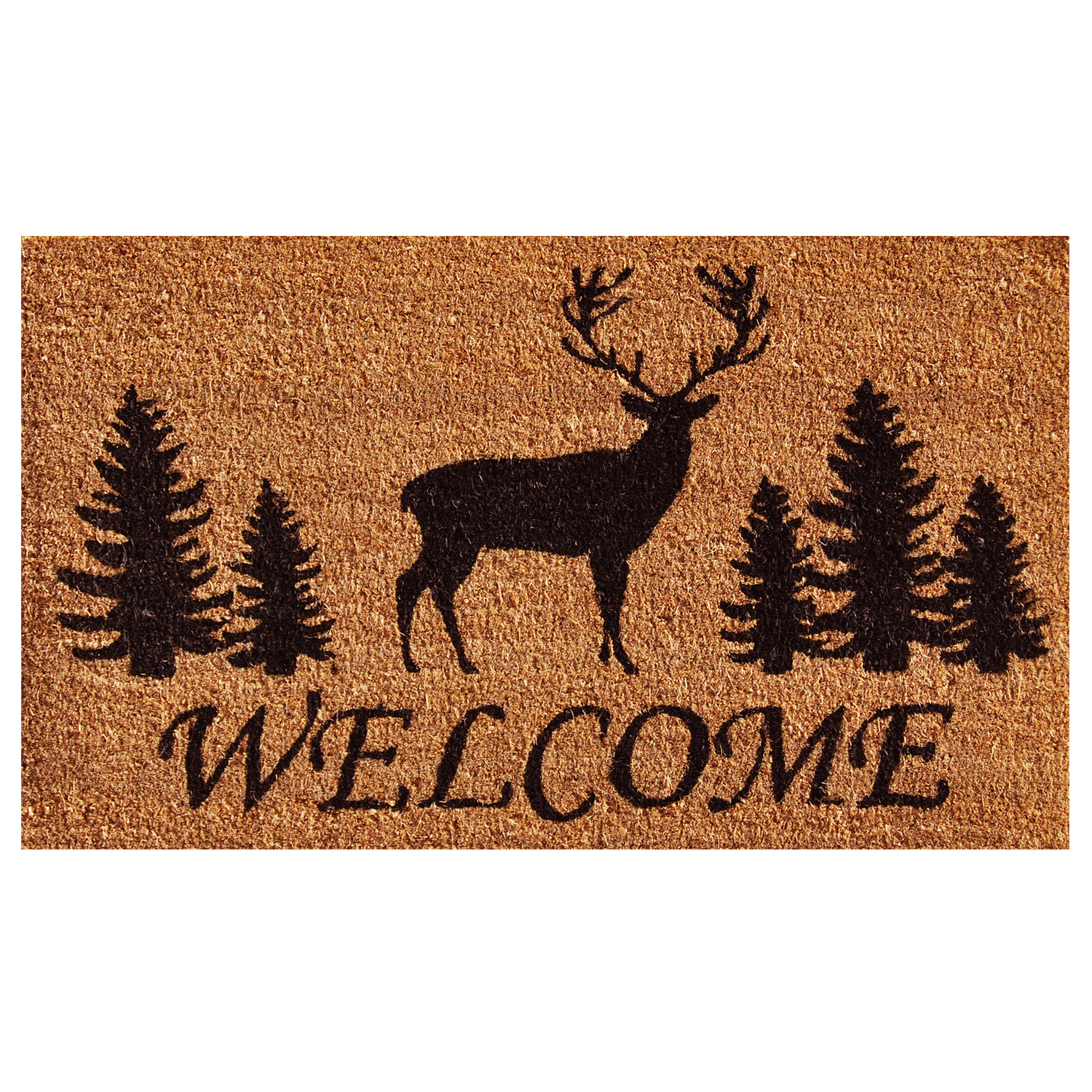 Elk Forest Welcome Doormat