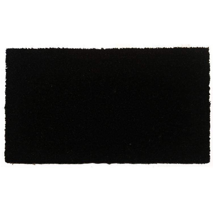 Black Beauty Doormat