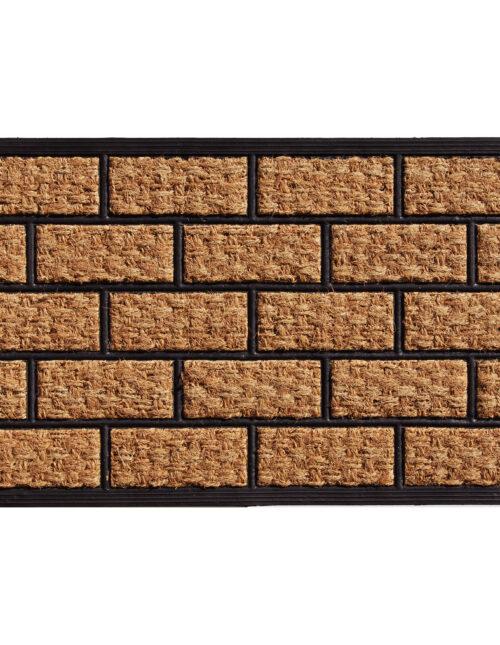 "Brickmann Doormat 18"" x 30"""