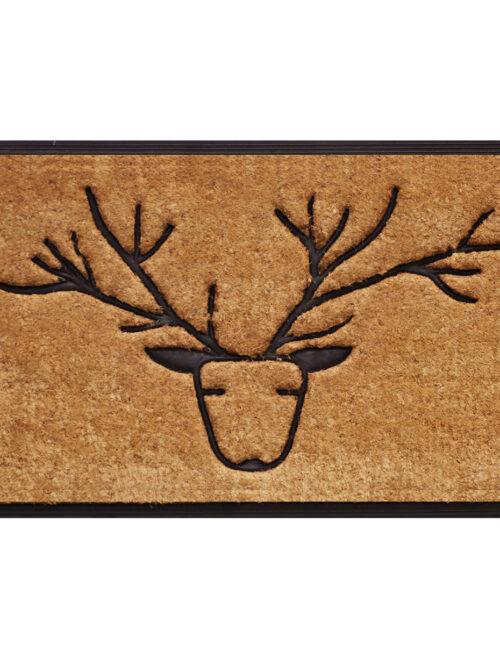 """Deer Doormat 18"""" x 30"""""""