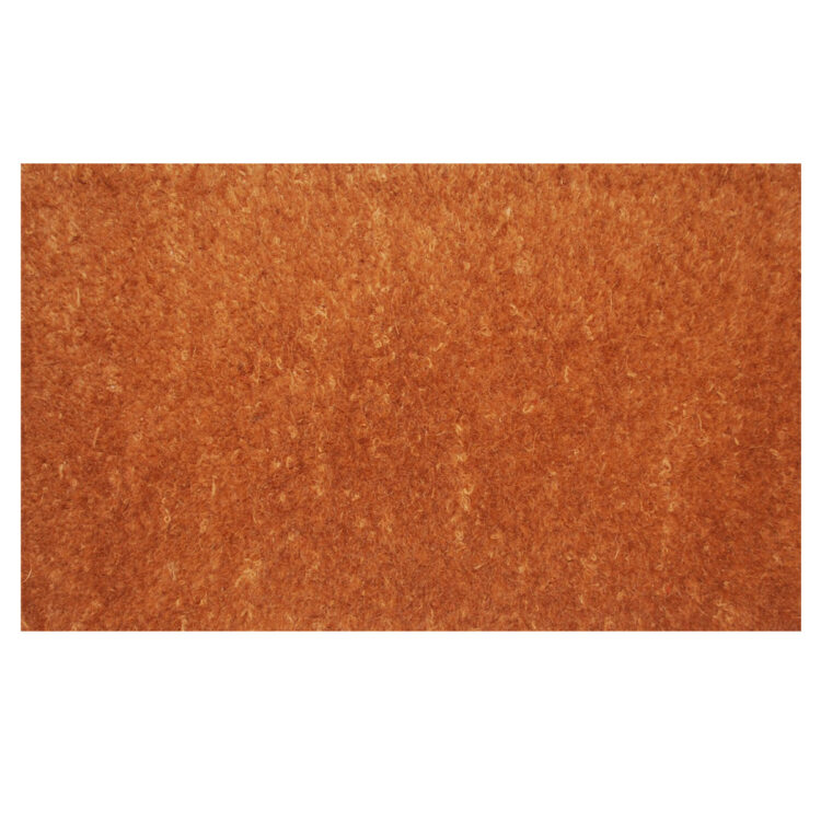 "Natural Coir Doormat (1"" Thick)"