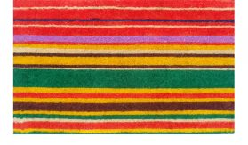 "Natural Coir Stripe Doormat 18"" x 30"" (1½"" Thick)"