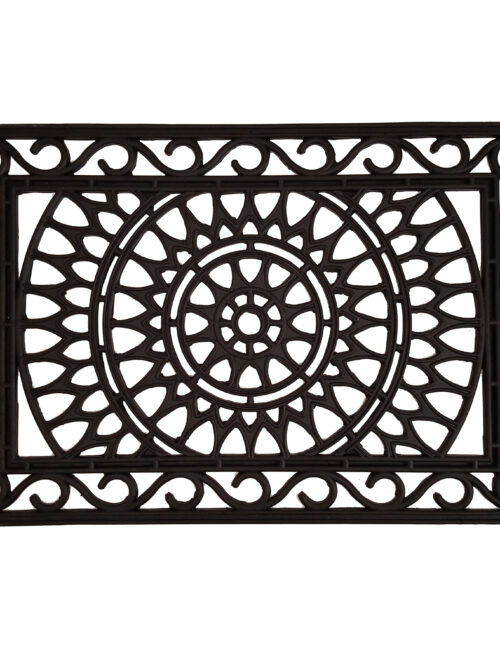 "Sungate Rubber Doormat 24"" x 36"""