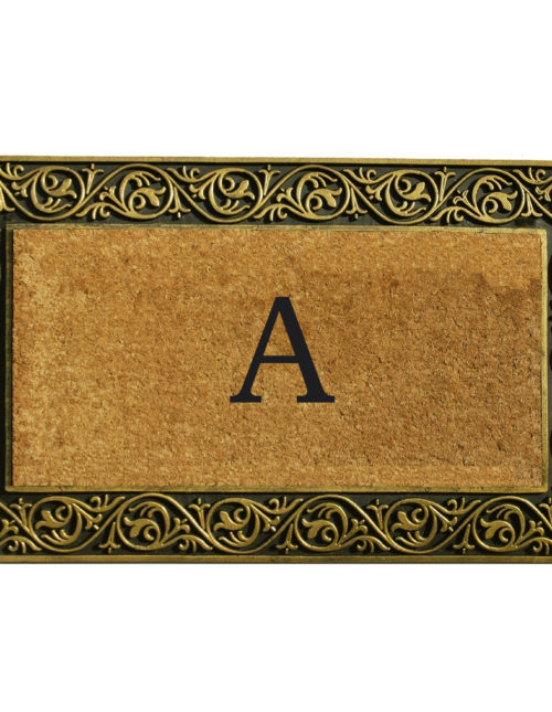 Prestige Monogram Doormats