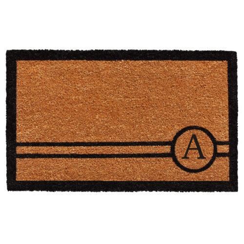 Chelsea Monogram Doormat