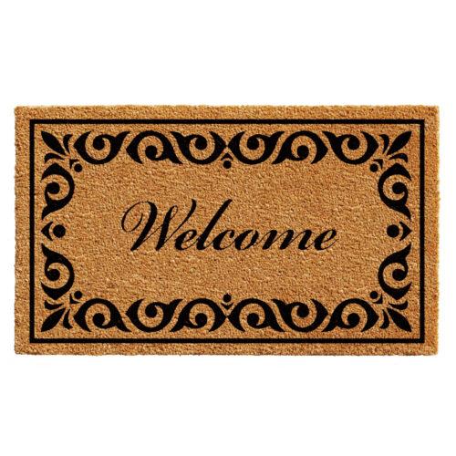Breaux Welcome Doormat